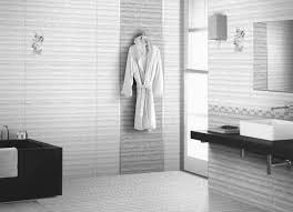 Black And White Bathroom Tiles Ideas download modern white bathroom tile gen4congress com