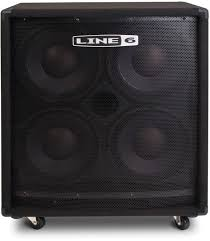 low down sound bass cabinets line 6 lowdown 410 bass speaker cabinet zzounds