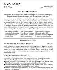 Corporate Development Resume Top Notch Resume Lukex Co