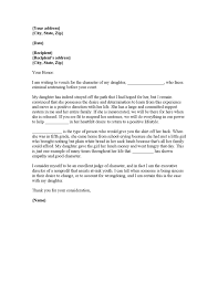 Character Reference Letter For Court Speeding character letter to judge for dui granitestateartsmarket