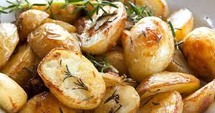comment cuisiner les pommes de terre grenaille recette la pomme de terre craquante 750g