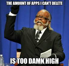 Apps For Memes - android users can relate