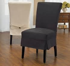 black dining room chair covers make elegance in your room