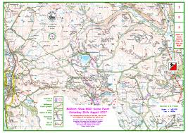 Yorkshire England Map by Nymbo North Yorkshire Mountain Bike Orienteers Mountain Bike