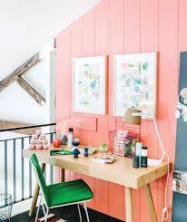 couleur pour bureau 10 façons originales d ajouter de la couleur dans un petit espace