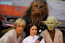 spirit halloween chewbacca matt lauer in drag hoda as yoda relive 20 years of halloween on