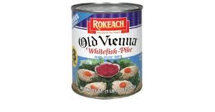 vienna gefilte fish rokeach vienna gefilte fish 27 oz pack of 6