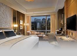 Interior Hotel Room - club premier room booking kerry hotel beijing