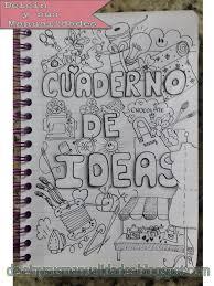 delein padilla y sus manualidades cuaderno de las ideas