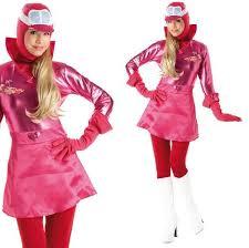 ladies penelope pitstop wacky races 60s cartoon fancy dress