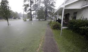 the latest floodwaters rise in southwest louisiana homes kdow