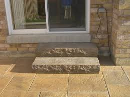 Patio Stones Kitchener How Hard Is It To Build Front Steps With Patio Stones