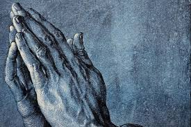 history or fable of the praying hands masterpiece