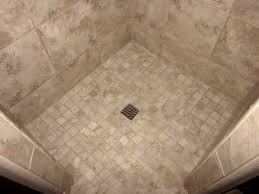 endearing bathroom shower floor tile ideas with ideas about shower