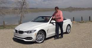 lexus vs bmw convertible 2015 bmw 435i convertible review autoevolution
