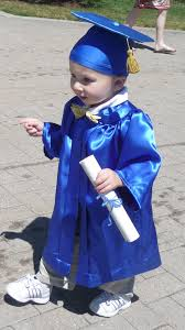 toddler cap and gown custom baby and toddler graduation cap and gown robe by queenalene