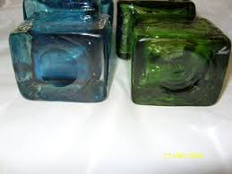 Whitefriars Glass Vase Glorious Art Glass Of Whitefriars Deceptive Drunken Bricklayer Vases