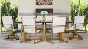 Solaris Designs Patio Furniture 2017 Castelle Solaris Collection