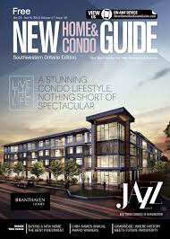 condo buying guide southwestern ontario new home and condo guide oct 25 2014 by