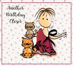 cat lover birthday card free fun ecards greeting cards 123