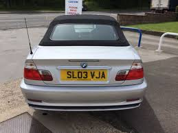 2003 bmw 3 series 318ci 3 495