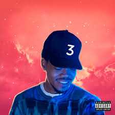 coloring book chance coloring book poster chance the rapper