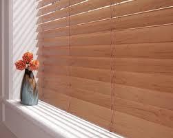custom faux wood blinds alternative wood blinds houston the