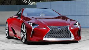 lexus lfa convertible lexus sc nameplate will be revived in 2017 news top speed