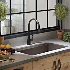 Kitchen  Elkay Sinks Porcelain Sinks Kitchen Kitchen Sinks Lowes - Sterling kitchen sinks