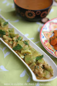 cuisine courgettes salade courgette au cumin la cuisine de mes racines