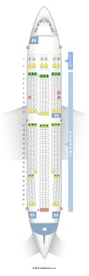 selection siege air transat seatguru seat map air transat airbus a310 300 313 business