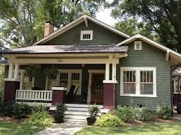 craftsman home exterior colors 17 best ideas about bungalow
