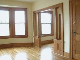 what colors go best with oak trim interior paint colors with wood trim the best antidiler