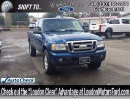used ford ranger for sale in ohio and used blue ford rangers for sale in ohio oh getauto com