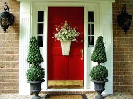 Home Entrance Decor Ideas Front Doors Front Door Inspirations Door Ideas Great Summer