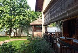 french colonial style french colonial style villa for rent in ta khmao city phnom penh