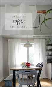 upcycled copper pipe curtain rod remodelaholic bloglovin u0027
