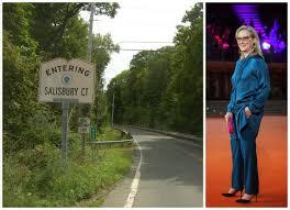 Meryl Streep Home by Meryl Streep Salisbury Connecticut Celebrity Homes 14 Small