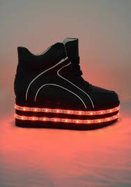 led light up pasties light up led platform shoes