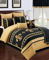 bedroom sets baton rouge baton rouge 22 pc queen comforter set black gold baton rouge