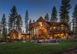 martis kingscote cabin by greenwood homes martis camp truckee
