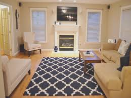 Area Rugs Usa Featuring Rugs Usa Navy Blue Moroccan Trellis Area Rug Living