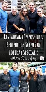 restaurant impossible behind the scenes of holiday special 3