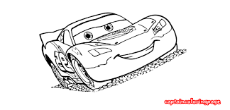 mcqueen cars coloring pages free pirntable coloring page