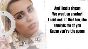 miley cyrus twinkle song lyrics video youtube