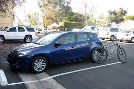 mazda 2012 will the bike fit 2012 mazda 3 long term road test