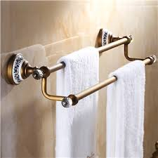 Bathroom Accessories Towel Racks by Buy Towel Bars At Homelava