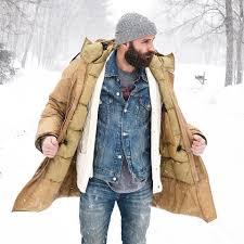 American Eagle Parka Bluecollarprep Wertz Orvis Coat Levi U0027s Jean Jacket Gap Jeans
