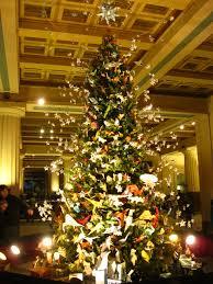 New York City Christmas Tree Ornament by Christmas In New York City Part 2 Extraordinary Christmas Trees