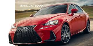 lexus used is 300 2017 lexus is luxury sedan lexus com